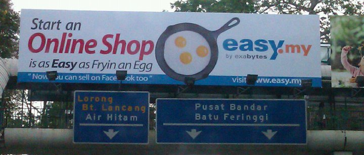 start an online shop is as Easy as Frying an Egg