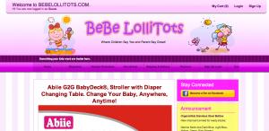 BeBe LolliTots