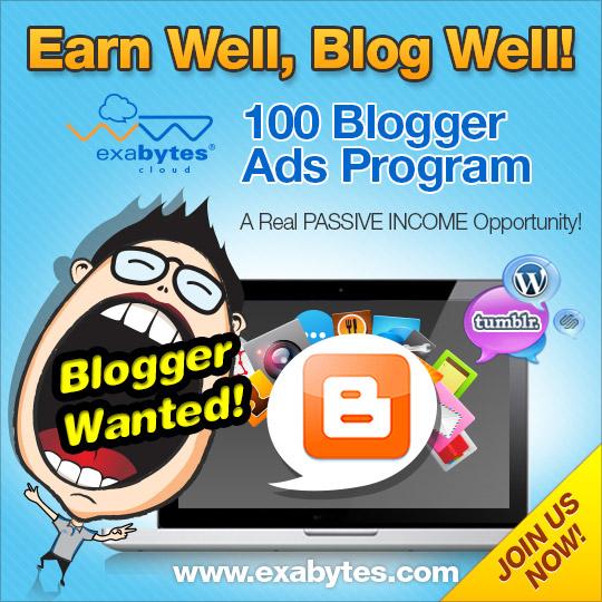 100 Blogger Program