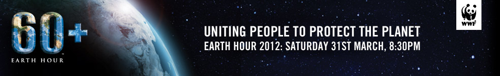 60+ Earth Hour