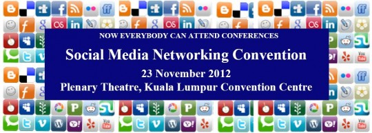 Social Media Networking Convention 2012