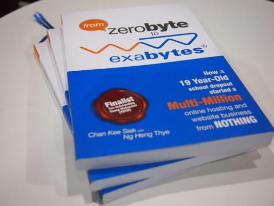 zerobytes to exabytes book