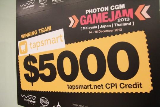 Exabytes Game Jam 2013 photo