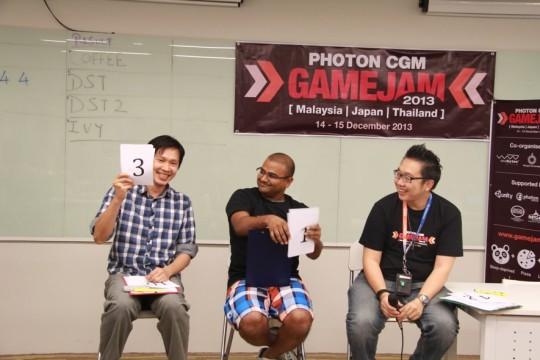 Photo CGM Game Jam 2013 photo