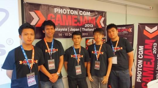 Photon CGM Game Jam 2013 photo
