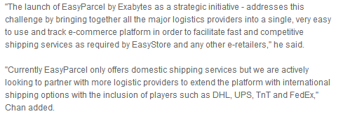 Malaysia's Exabytes Ramps Up Regional Expansion, Buys Singapore Based USONYX
