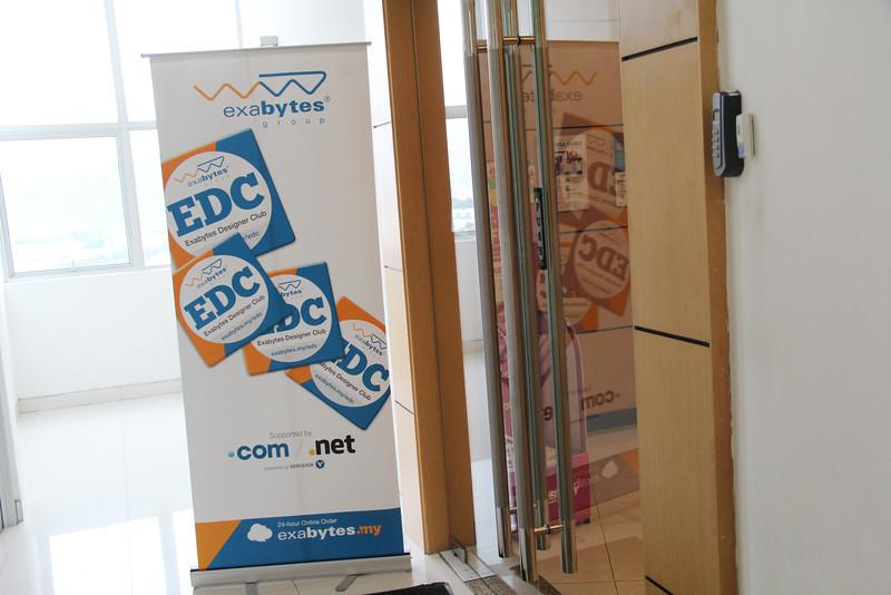 Exabytes Designer Club banner