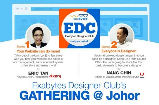 edc gathering @ Johor