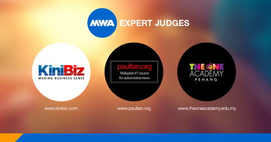 MWA 2015 Expert judges