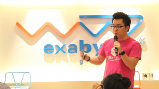 Clement Chau from EasyParcel