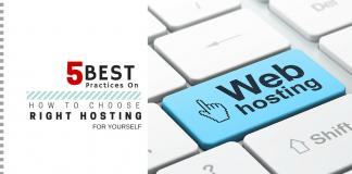 factors choosing webhosting