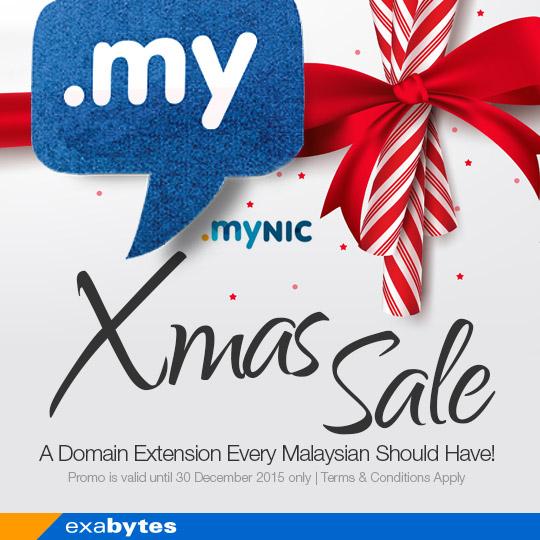 mynic xmas sale