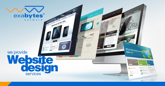 exabytes website design services