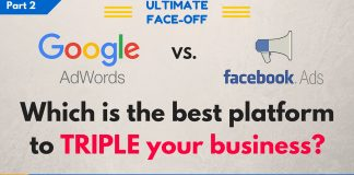 Google Ads vs. Facebook Ads, which is the best platform to TRIPLE your business?