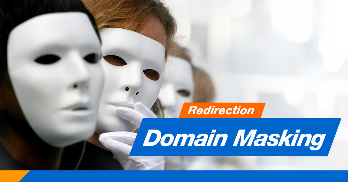redirection domain masking