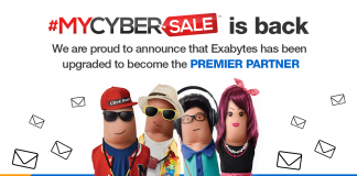#mycybersale, biggest online sale