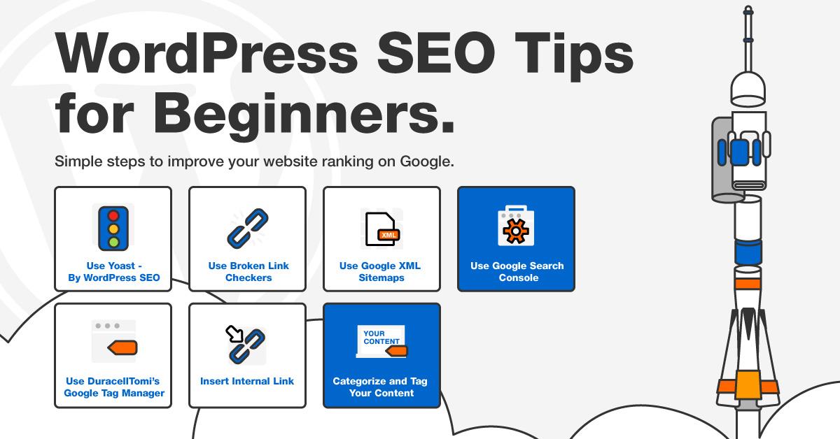 wordpress seo tips for beginners exabytes blog