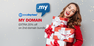 Exabytes Christmas Year End Sale