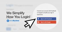 simplify login