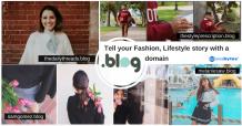 blog domain blogger
