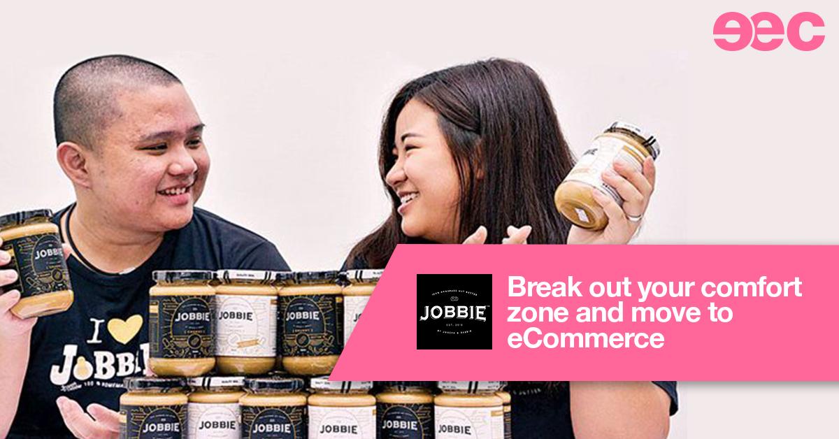 Jobbie Nut Butter EEC 2018 banner