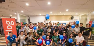 15th Anniversary WordPress KL group photo