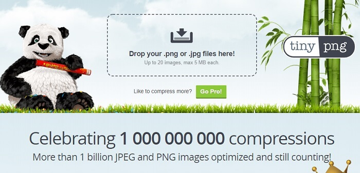 tinypng page speed optimize