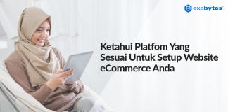 setup web eCommerce