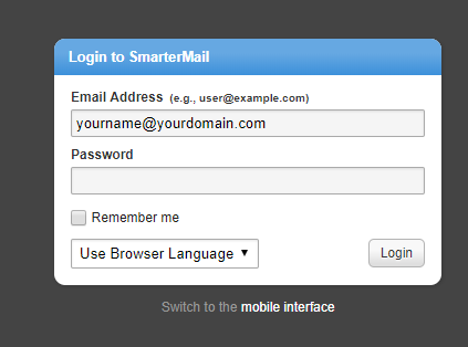 webmail-login