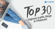 Malaysia-top-30-highest-traffic-blog
