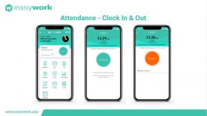easywork mobile app
