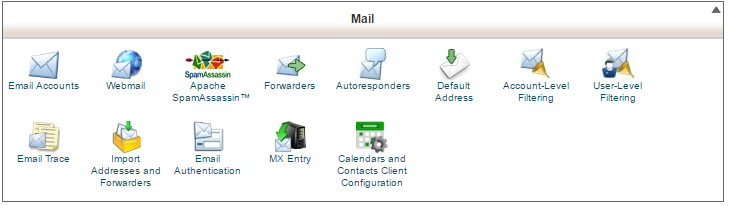 cpanel email forward