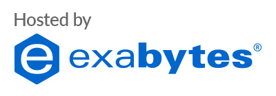 Hosted by Exabytes