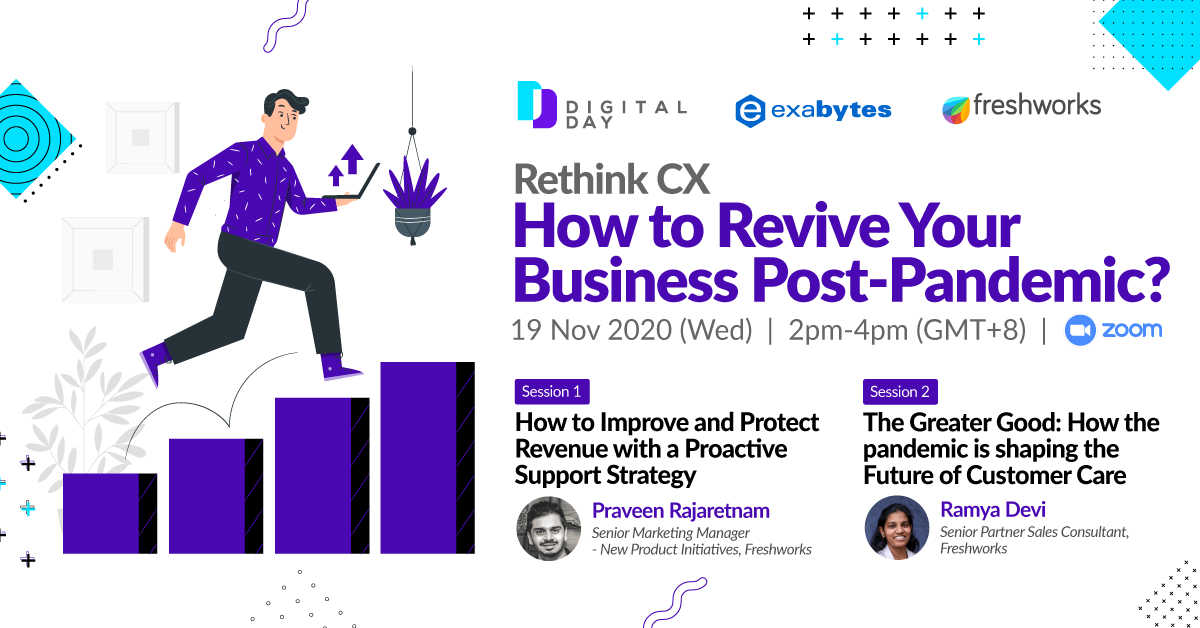 Rethink CX - How to Revive Your Business Post-Pandemic? (Day 2)