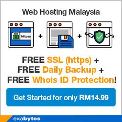 Exabytes Web Hosting