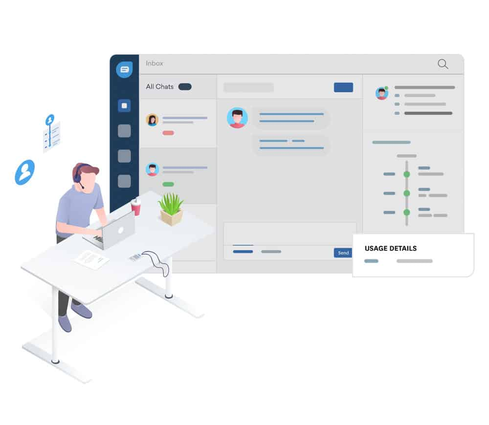 livechat selling