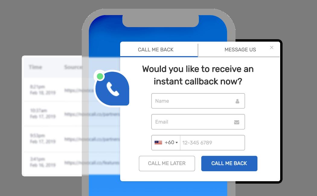 receive message