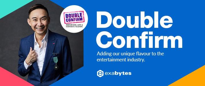 double confirm