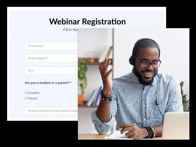 Managed Webinar