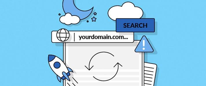 Exabytes Domain Transfer