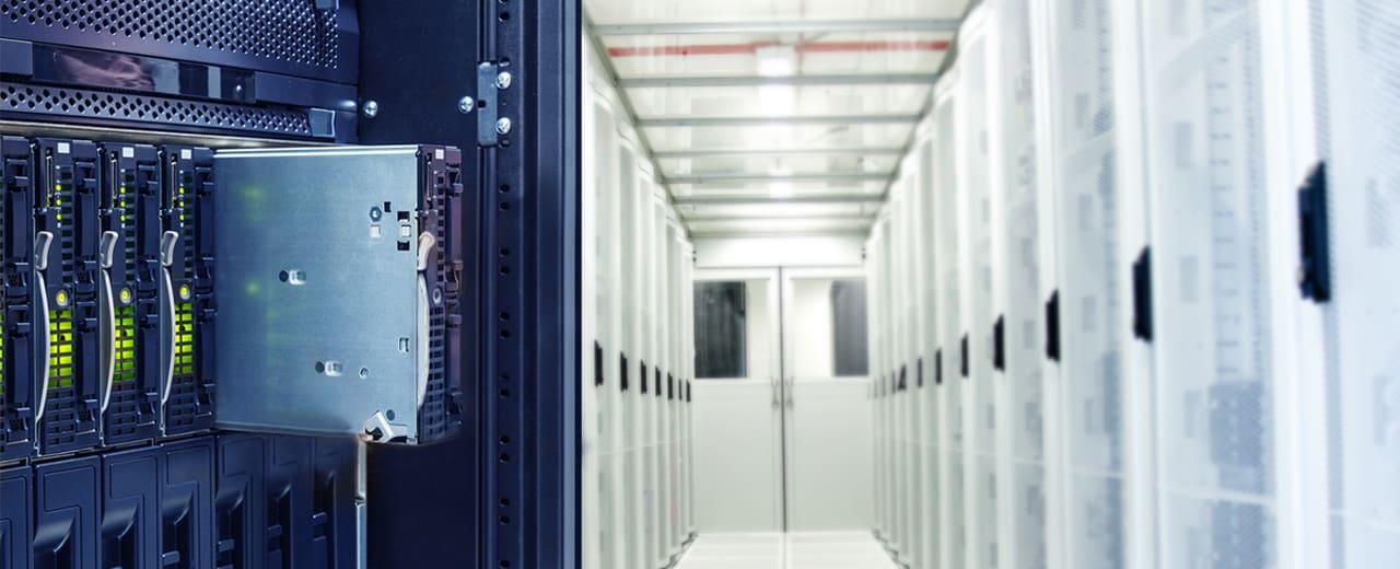 Blade Server Colocation