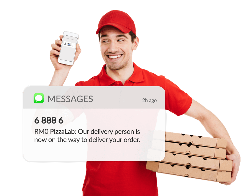 Bulk SMS Delivery